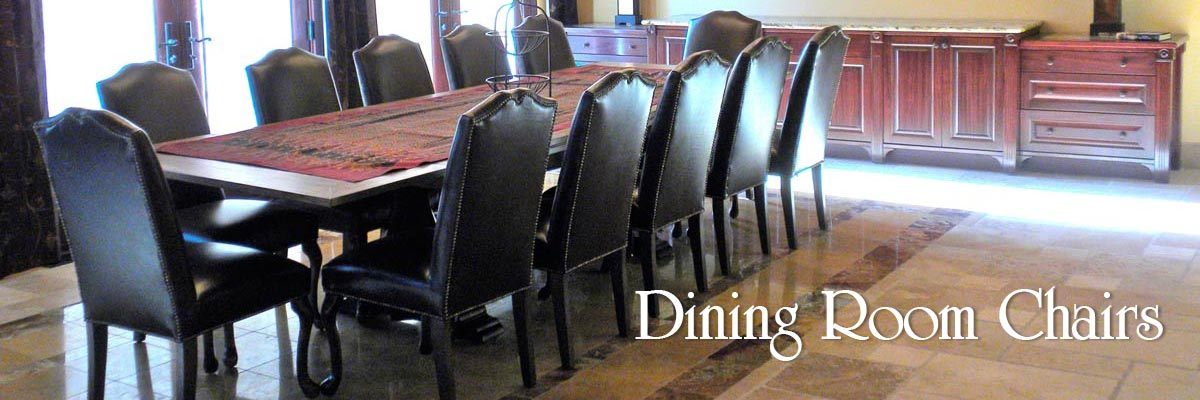 Dining Chairs - Carrington Court Custom Chairs - Buy Direct