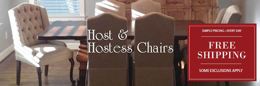 Host & Hostess Chairs