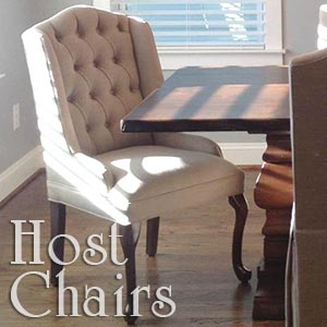Charmant Host U0026 Hostess Chairs