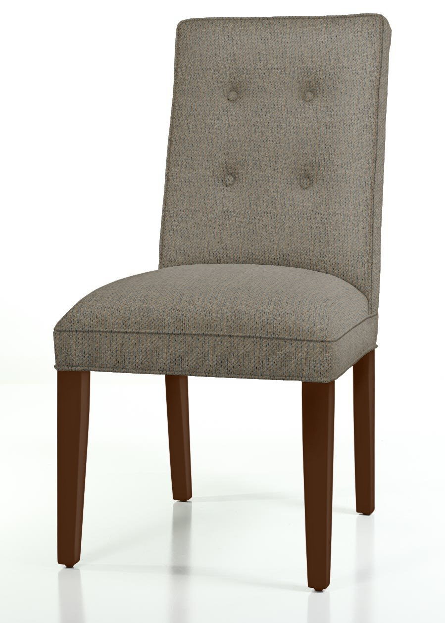 Manhattan Side Chair (Audrey Taupe)