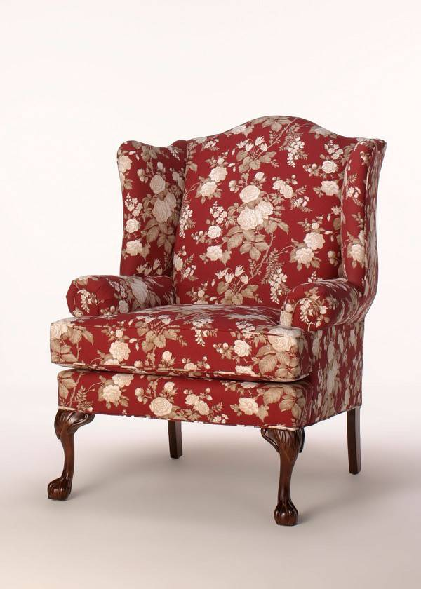 Dickens Wing Chair
