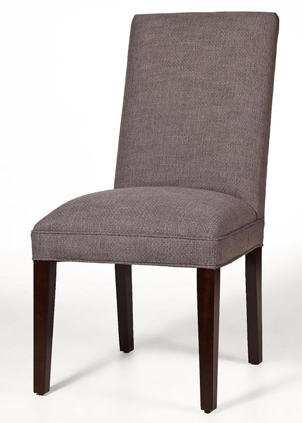 Princeton parsons dining chair factory direct for What is a parsons chair style