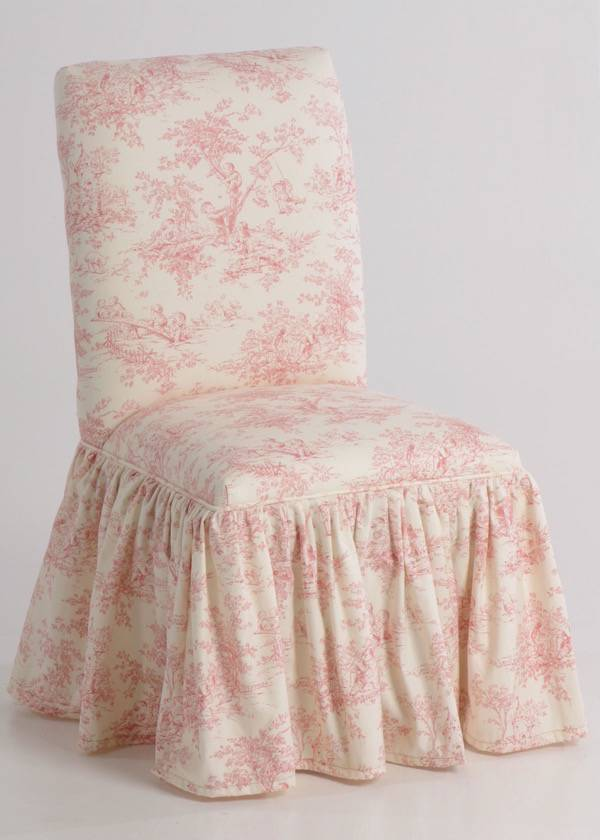 Gretel Skirted Children's Chair