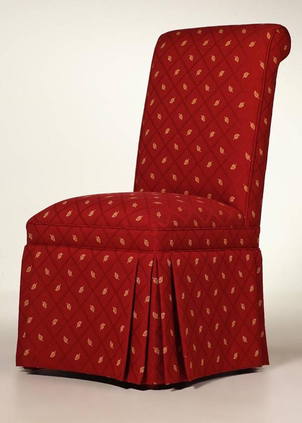 Claremont Skirted Parsons Chair