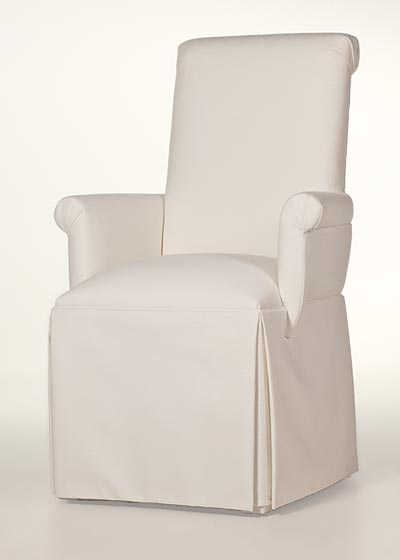Roanoke Parsons Arm Chair