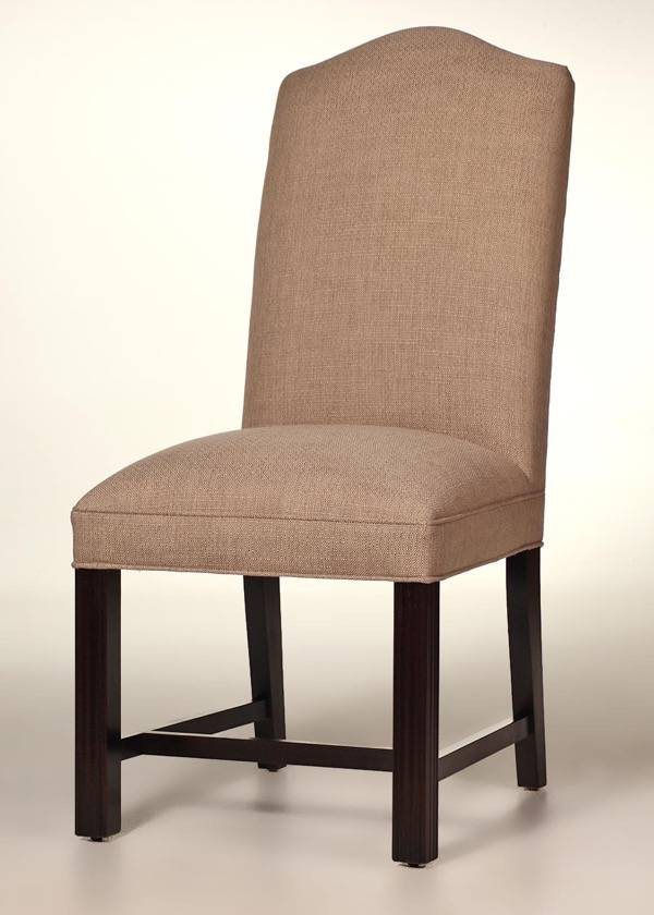 Camel Back Chippendale Dining Chair