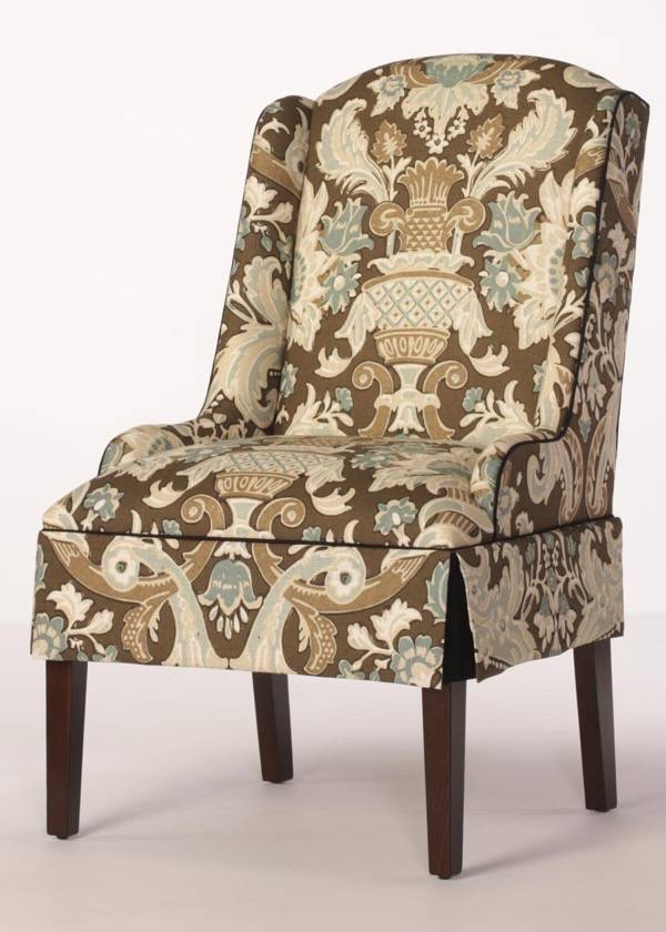 Greenwich Parsons Wing Chair
