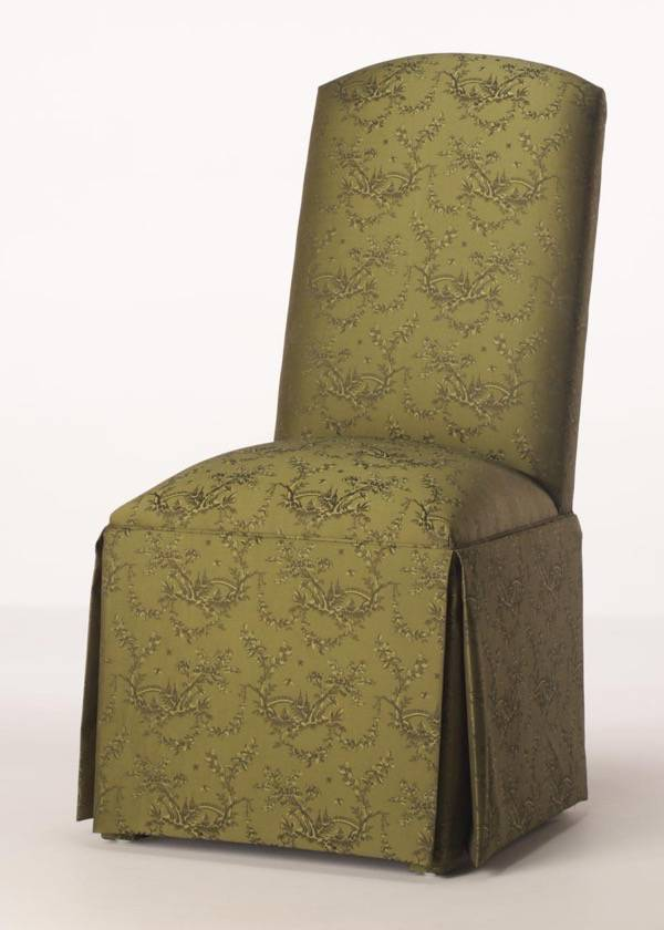 Hatteras Skirted Parsons Chair
