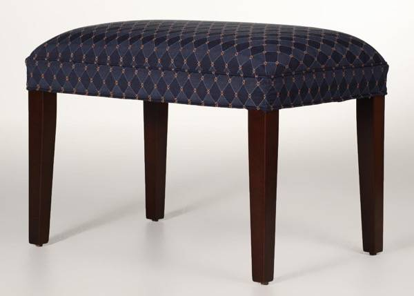 Awesome The Bronte Petite Bench Small Contemporary Upholstered Bench Unemploymentrelief Wooden Chair Designs For Living Room Unemploymentrelieforg