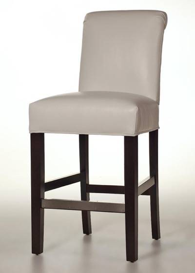 Huron Leather Counter Stool