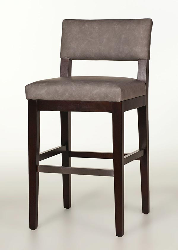 Whitney Leather Counter Stool