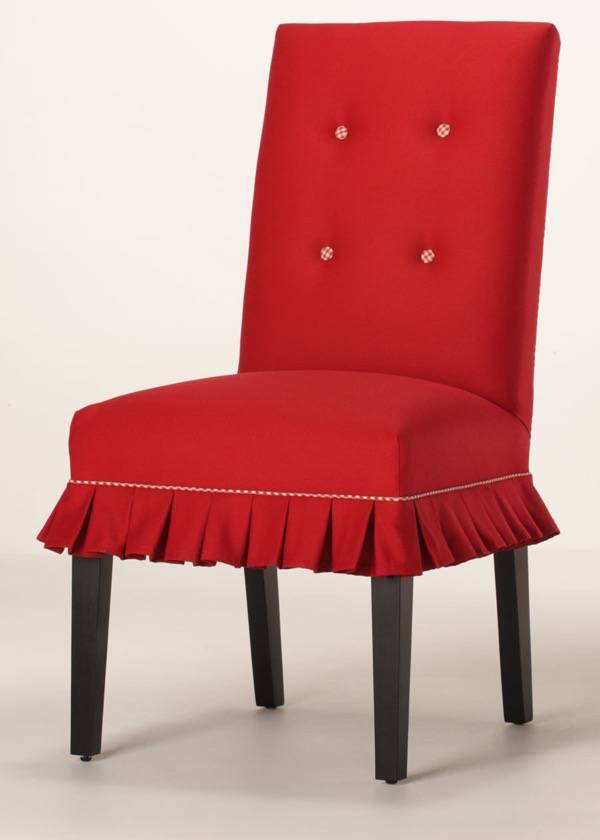 skirted dining chair chair pads cushions