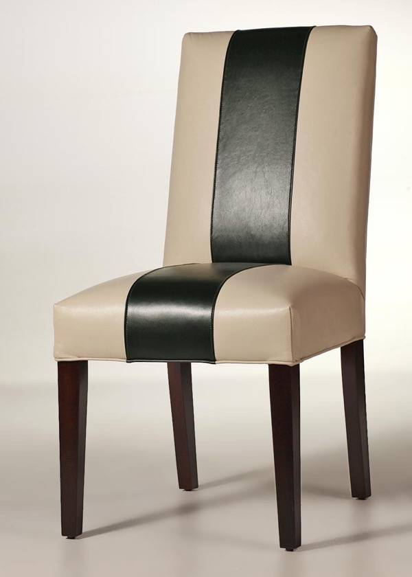 Sussex Leather Side Chair