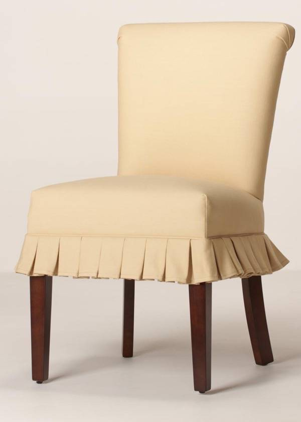 Outstanding Coventry Skirted Dining Chair Choose From 200 Farbics Ibusinesslaw Wood Chair Design Ideas Ibusinesslaworg