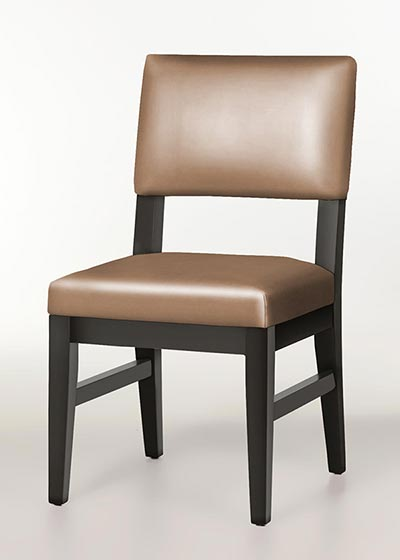 Whitney Leather Side Chair