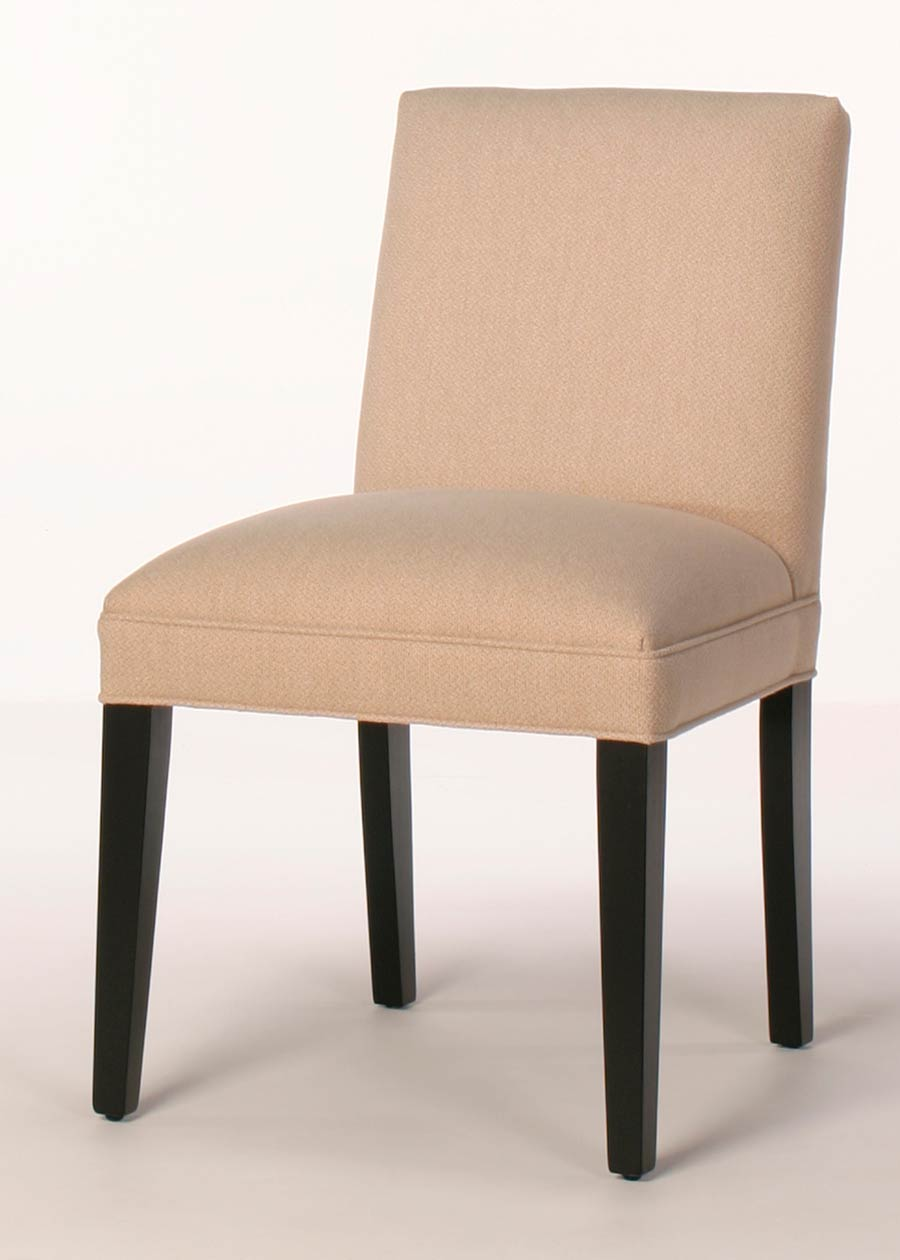 low back contemporary parsons dining chair