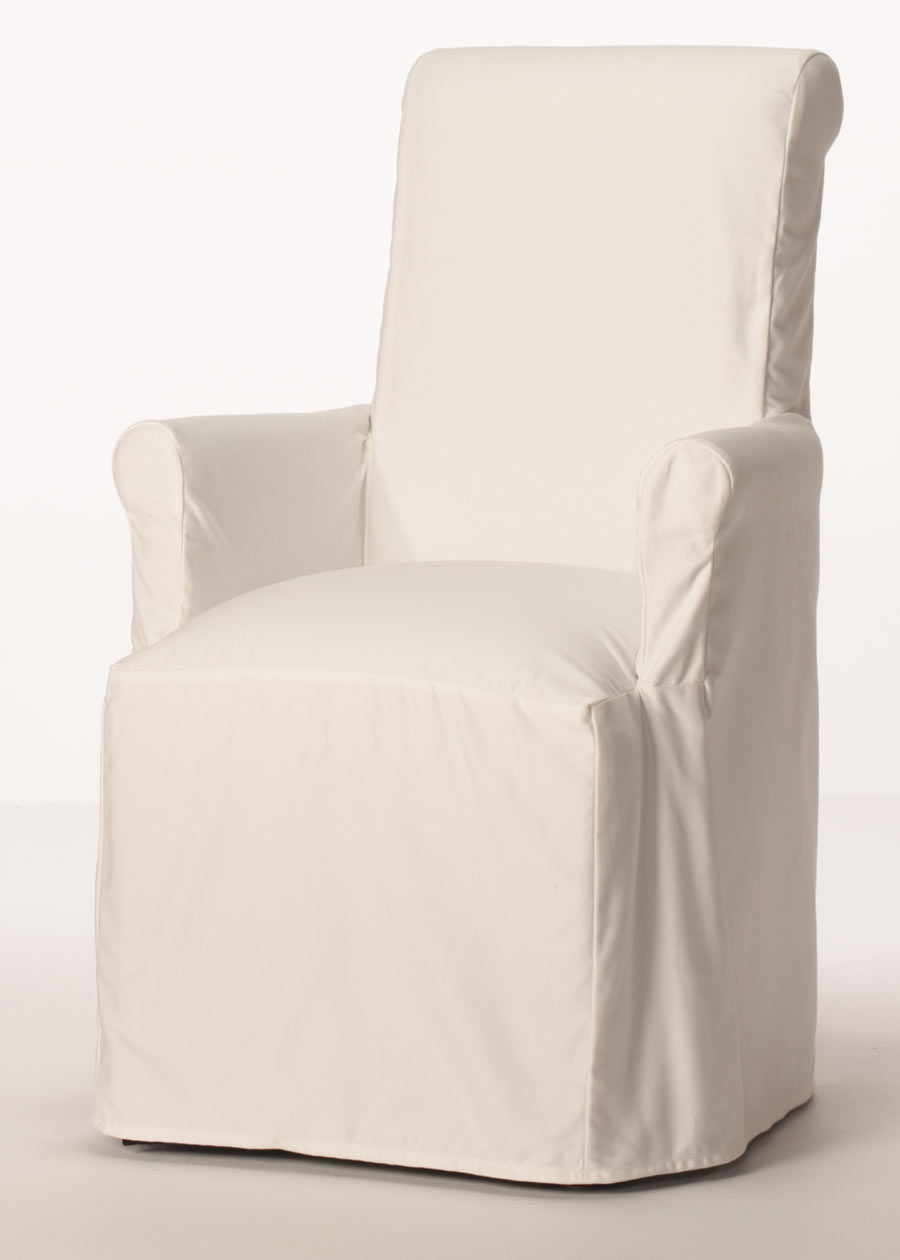 Purity Arm Chair Slipcover Customize Style Amp Fabric