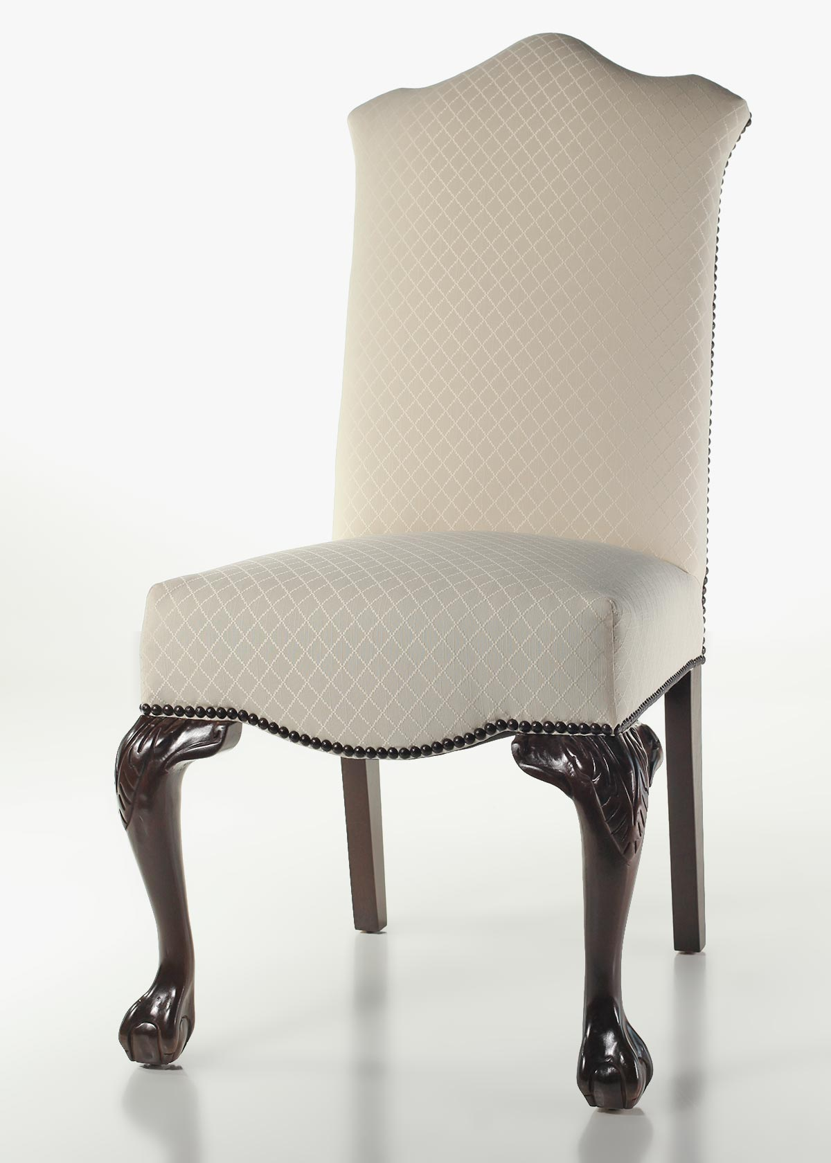 Victoria Dining Chair Ball And Claw Dining Room Chair