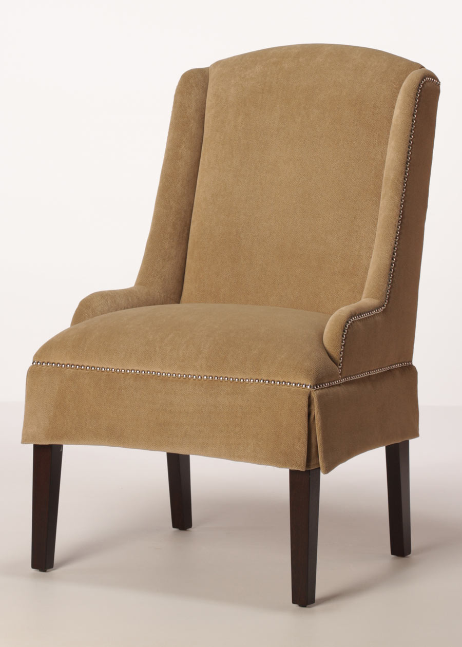norwalk parsons wing chair save 50 by purchasing direct