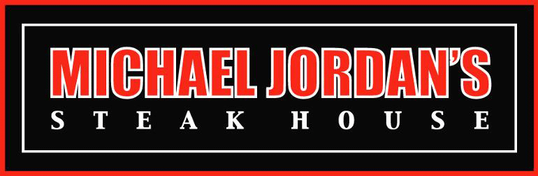Michael Jordon's Steakhouse Logo