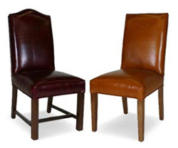 Leather Dining Room Chairs Factory Direct