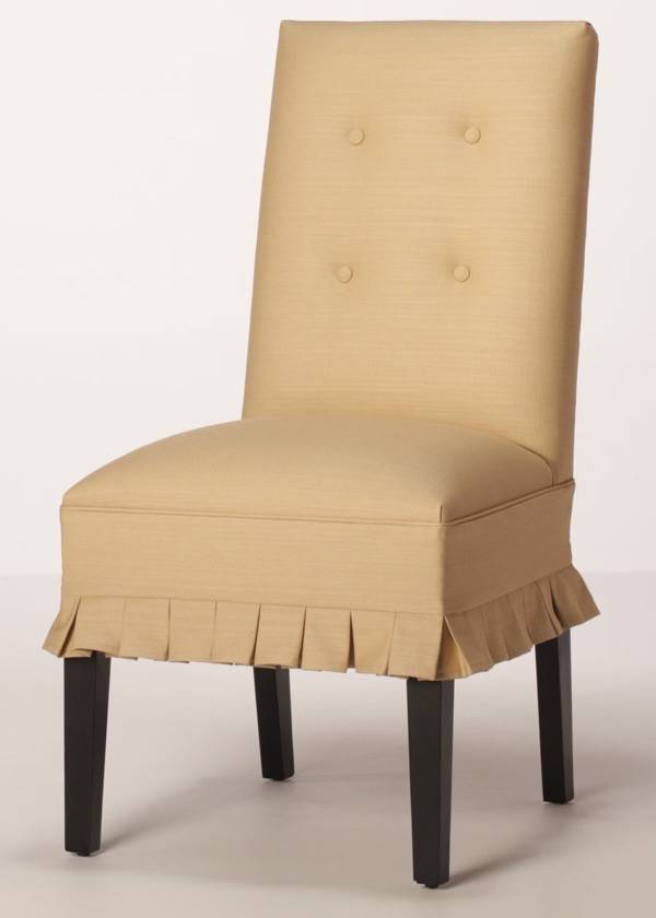 Jackson Skirted Dining Chair
